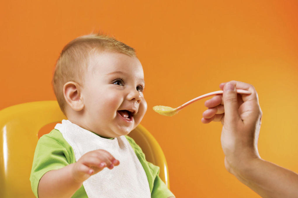 The Art And Science Of Feeding Your Baby Healthy Living