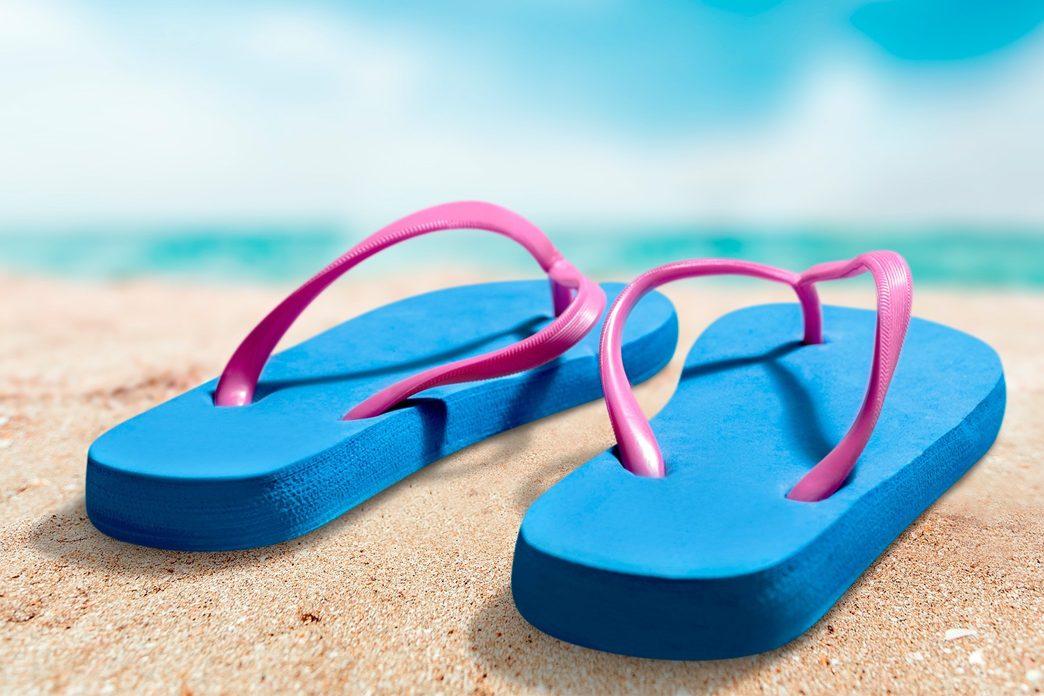 105a9266bce1ae Flip-flop hazards - Healthy Living Made Simple
